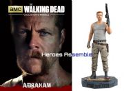 The Walking Dead Collector's Models Collection #12 Abraham Eaglemoss